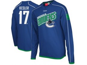 Tričko - Ryan Kesler Vancouver Canucks Faceoff Jersey