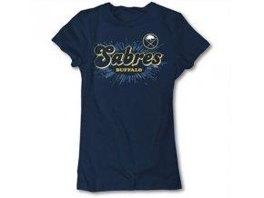 Tričko Buffalo Sabres 5th and Ocean - dámské
