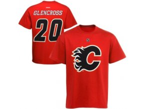 Tričko Curtis Glencross #20 Calgary Flames