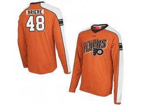 Tričko Danny Briere #48 Philadelphia Flyers Faceoff Jersey
