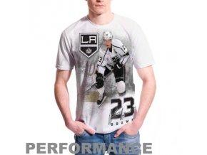 Tričko Dustin Brown Los Angeles Kings Highlight