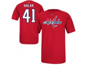 Tričko Jaroslav Halák #41 Washington Capitals