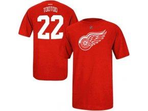 Tričko Jordin Tootoo #22 Detroit Red Wings