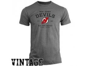 Tričko New Jersey Devils Tri-blend