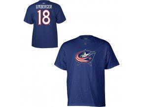 Tričko R.J Umberger #18 Columbus Blue Jackets