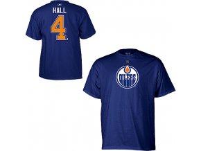 Tričko Taylor Hall #4 Edmonton Oilers