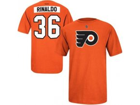 Tričko Zac Rinaldo #36 Philadelphia Flyers