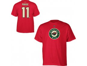 Tričko Zach Parise #11 Minnesota Wild