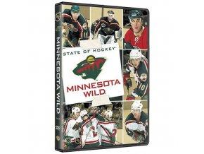 Warner Brothers Minnesota Wild Complete History DVD