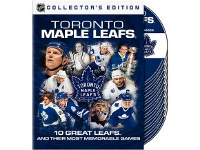 Warner Home Video Toronto Maple Leafs: 10 Great Leafs and their Memorable Games DVD Set