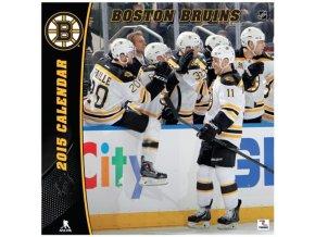 NHL kalendář 2015 Boston Bruins