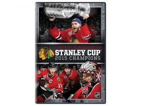 DVD Chicago Blackhawks 2015 Stanley Cup Champions