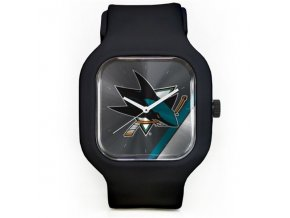 Hodinky San Jose Sharks Modify Watches Unisex Silicone