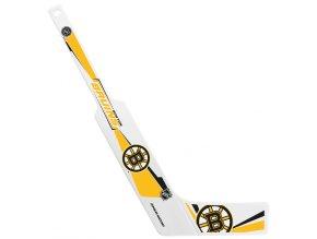 Plastiková minihokejka Boston Bruins Sher-wood - brankářská