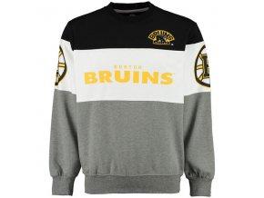 Mikina Boston Bruins Era Crewneck Sweatshirt