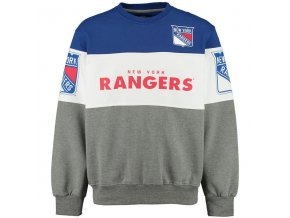 Mikina New York Rangers Era Crewneck Sweatshirt