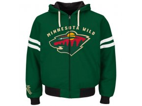 Mikina Minnesota Wild Carl Banks Legend Reversible Hoodie