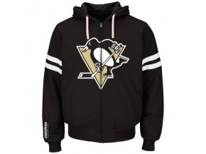 Mikina Pittsburgh Penguins Carl Banks Legend Reversible Hoodie