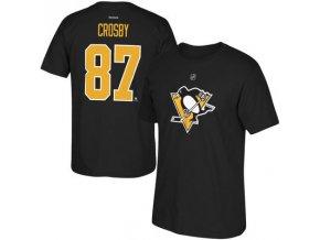 Tričko - #87 - Sidney Crosby - Pittsburgh Penguins