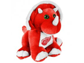 PLYŠOVÝ TRICERATOPS DETROIT RED WINGS