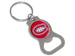 Přívěšek na klíče Montreal Canadiens Otvírák