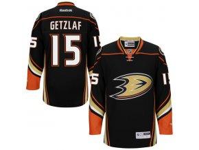 Dres Ryan Getzlaf #15 Anaheim Ducks Premier Jersey Home