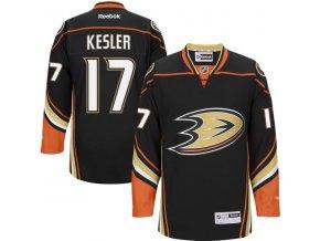 Dres Ryan Kesler #17 Anaheim Ducks Premier Jersey Home