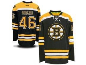 Dres David Krejčí #46 Boston Bruins Premier Jersey Home