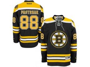 Dres David Pastrnak #88 Boston Bruins Premier Jersey Home