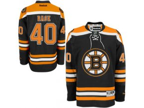 Dres Tuukka Rask #40 Boston Bruins Premier Jersey Home
