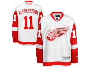 Dres Daniel Alfredsson #11 Detroit Red Wings Premier Jersey Away