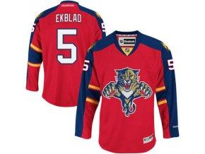 Dres Aaron Ekblad #5 Florida Panthers Premier Jersey Home (2011-2016)