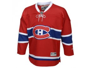 Dres Montreal Canadiens Premier Jersey Home dětský