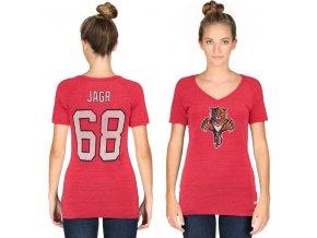 Dámské tričko Jaromír Jágr #68 Florida Panthers CCM