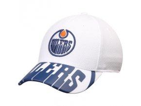 Kšiltovka Edmonton Oilers FaceOff Draft Flex