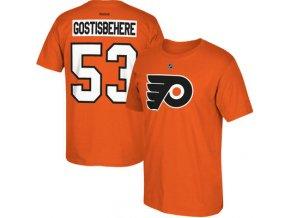 Tričko Philadelphia Flyers Shayne Gostisbehere