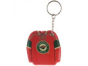 Přívěšek na klíče Minnesota Wild Minidres