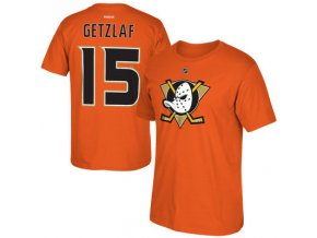 Tričko Ryan Getzlaf #15 Anaheim Ducks Alternate