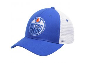 Kšiltovka Edmonton Oilers Zephyr Basic Trucker