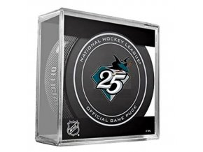 Puk  San Jose Sharks 25th Anniversary