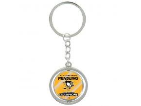 Přívěšek Pittsburgh Penguins 2016 Stanley Cup Champions Spinner