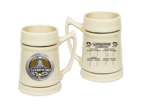 Půllitr Pittsburgh Penguins 2016 Stanley Cup Champions Stein
