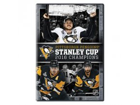 DVD Pittsburgh Penguins 2016 Stanley Cup Champions