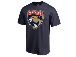 Tričko Florida Panthers Primary Logo New - modré
