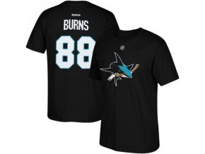Tričko #88 Brent Burns San Jose Sharks