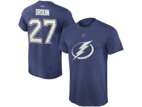 Tričko #27 Jonathan Drouin Tampa Bay Lightning