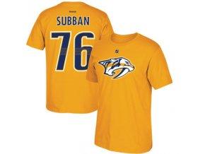 Tričko #76 P.K. Subban Nashville Predators