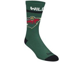 Ponožky Minnesota Wild FaceOff 15