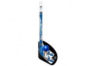 Plastiková minihokejka New York Islanders Sher-Wood One on one set