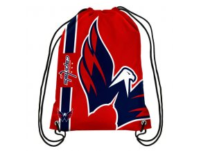 NHL vak Washington Capitals Big Logo Drawstring